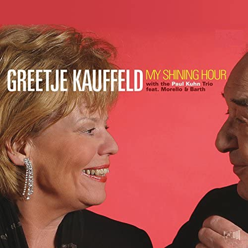 Greetje Kauffeld with Paul Kuhn Trio feat. Paulo Morello & Kim Barth