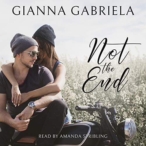 Not the End audiobook cover art