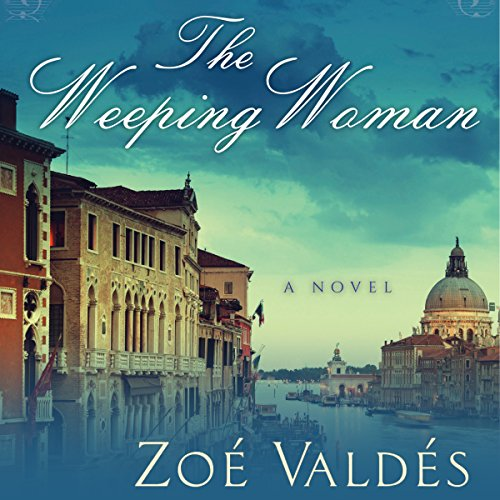 The Weeping Woman audiobook cover art