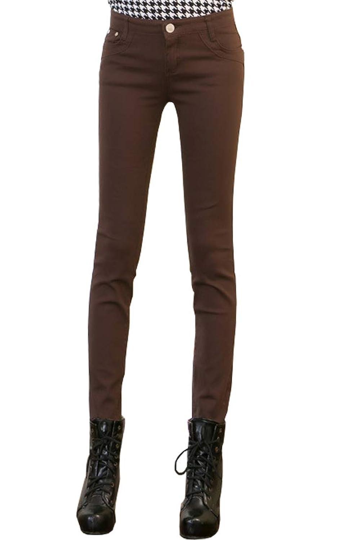大きいサイズ ストレッチ ジーンズ スキニー ズボン デニム 鉛筆パンツ ロングパンツ S~5L 20色