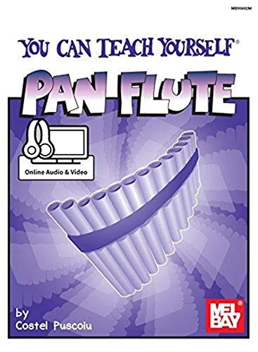 Beginners BookYou can teach yourself the pan flute