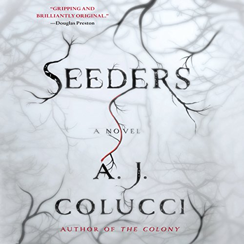 Seeders audiobook cover art