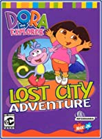 Dora the Explorer: Lost City (PC) (輸入版)