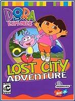 Dora the Explorer: Lost City (PC) (輸入版)