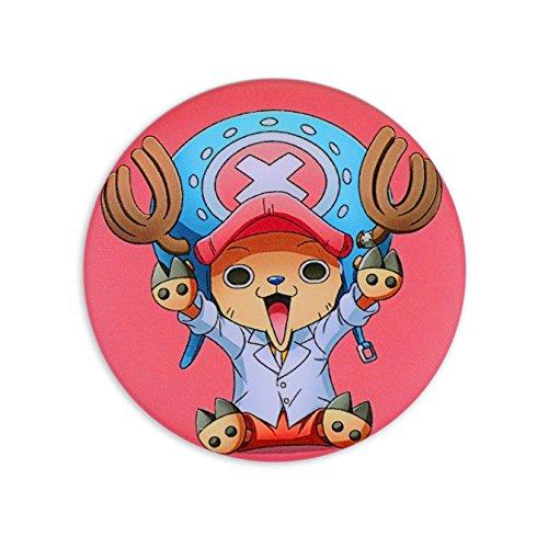 Divisa Mochila Botón de Emblema para One Piece Tony Chopper (2)