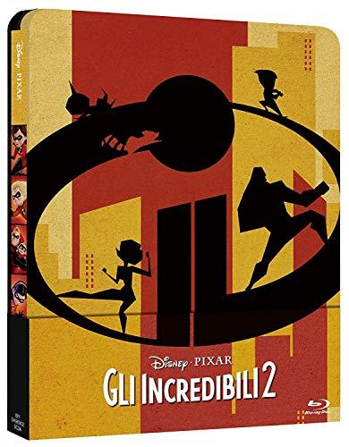 Gli Incredibili 2 (2 dischi Blu Ray 2D)