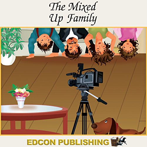 The Mixed Up Family cover art