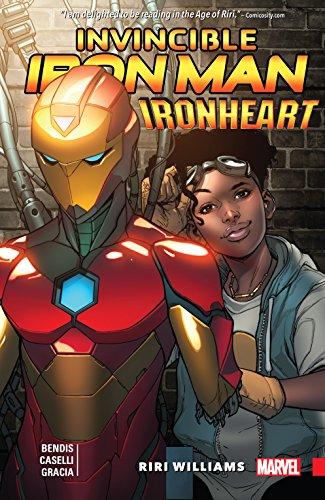 Invincible Iron Man: Ironheart Vol. 1: Riri Williams...