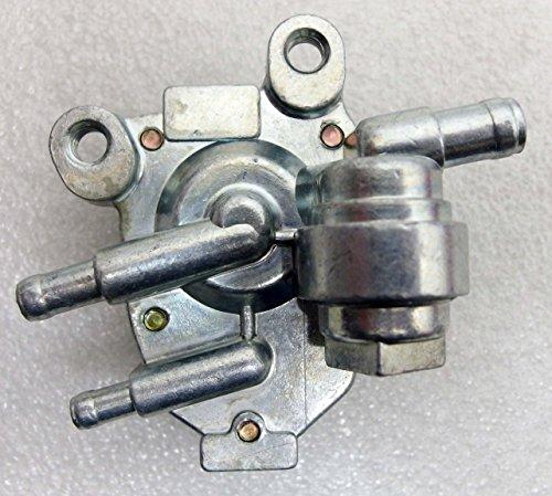 Universal Grifo de gasolina con control de presión negativa para scooters chinos.