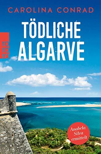 Buchseite und Rezensionen zu 'Tödliche Algarve' von Carolina Conrad