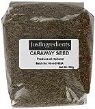 JustIngredients Semi di Cumino dei Prati - 5 Confezioni da 250 g