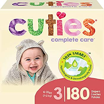 cuties diapers size 3