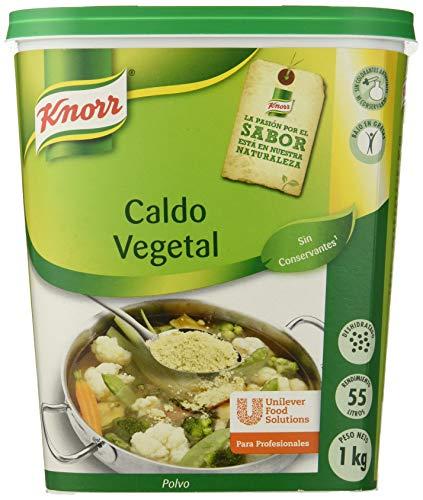 Knorr - Caldo vegetal - en polvo - 1 Kg