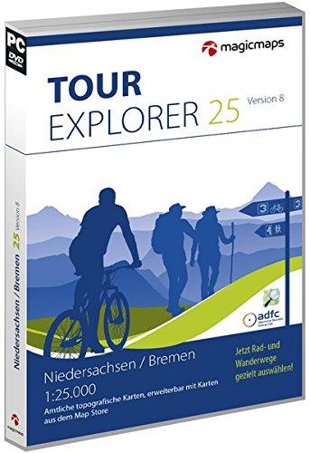 Tour Explorer 25 - Niedersachsen/Bremen 8.0