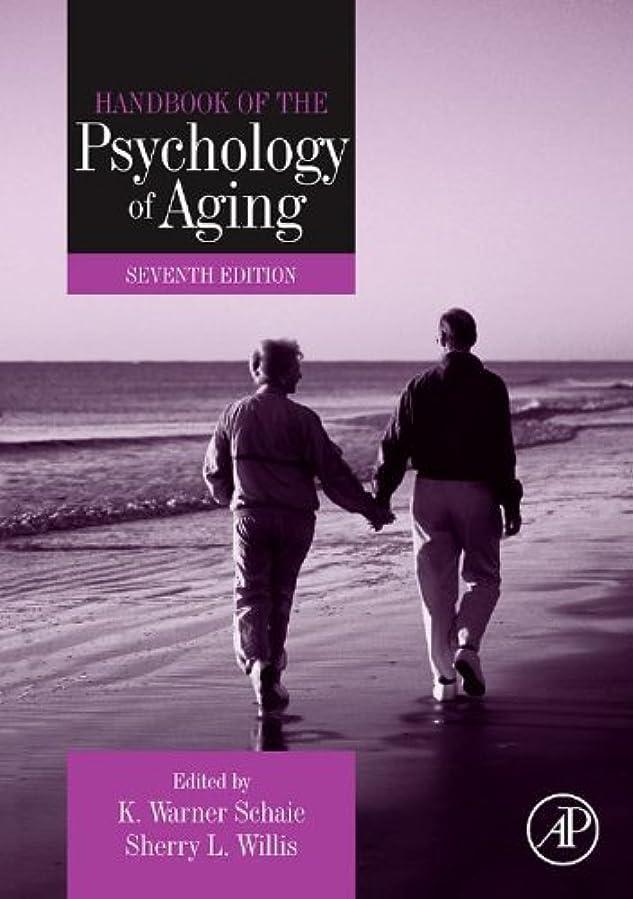 グローブ性別毎日Handbook of the Psychology of Aging (Handbooks of Aging) (English Edition)