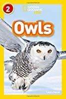 Owls: Level 2 (National Geographic Readers)