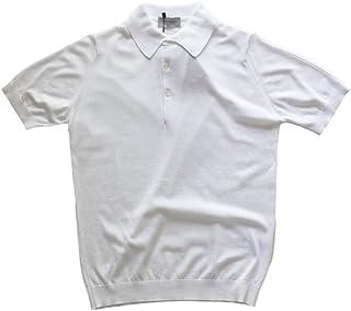 [ジョンスメドレー]JOHN SMEDLEY S3798 コットンニットポロシャツ
