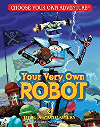 Choose your own adventure - your very own robot is on a top 25 list of reluctant readers