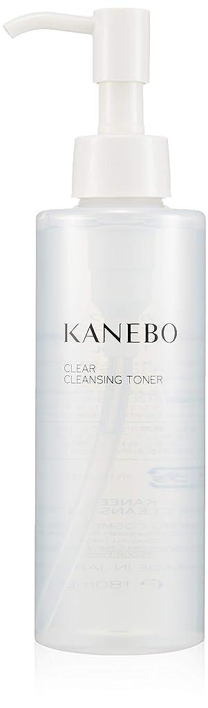 大胆な空白膨張するKANEBO(カネボウ) カネボウ クリア クレンジング トナー クレンジング