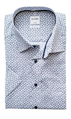 OLYMP 1031/52 Hemden, weiß(Weiss), Gr. 43