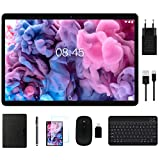 MEBERRY Tablet 10 Pulgadas Android 10.0 Ultrar-Rápido Tablets 4GB RAM+64GB ROM - Certificación Google gsm - Dual SIM...