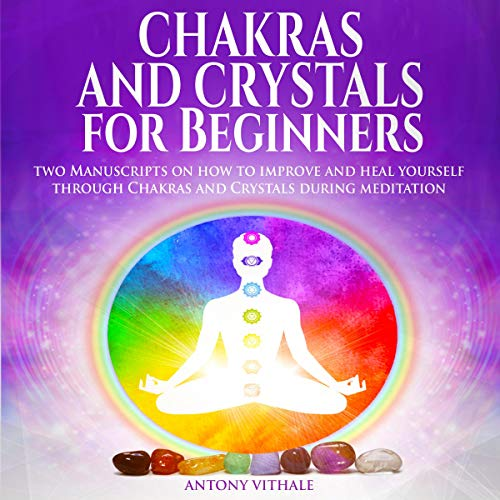 Chakras and Crystals for Beginners Titelbild