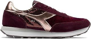 Diadora Womens Heritage Koala Casual Walking Sneakers Shoes Violet Port Royale 8