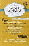 Brèves de maths - Mathématiques de la planète Terre.
