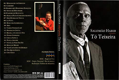 Salomão Habib interpreta Tó Teixeira