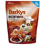 Barkys Bacon Waves Tocinitos Botana para Perros, 567 gr