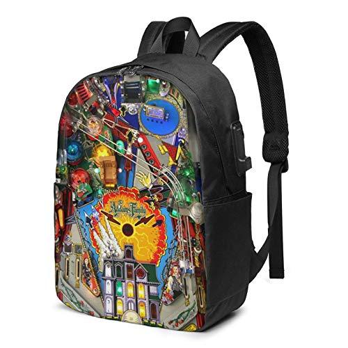 Yaxinduobao Jean Michel Basquiat Men Personalized Laptop Backpack with Backpack, Laptop Bag, School Waterproof Travel Backpack