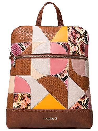 Zaino Donna DESIGUAL back ayax nanaimo 20sakp35 unica marrone