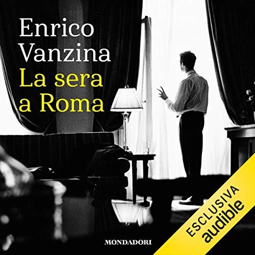 La sera a Roma copertina