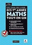 ECS 1re année - Maths - Tout-en-un - Validé par les élèves