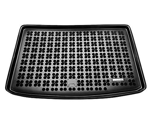 Protector Maletero Goma Compatible con Volkswagen GOLF Plus (2005 - 2014) +...