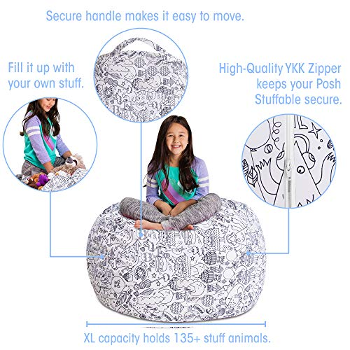 Outstanding Best Bean Bag Chairs That Double As Toy Storage Super Mom Pdpeps Interior Chair Design Pdpepsorg