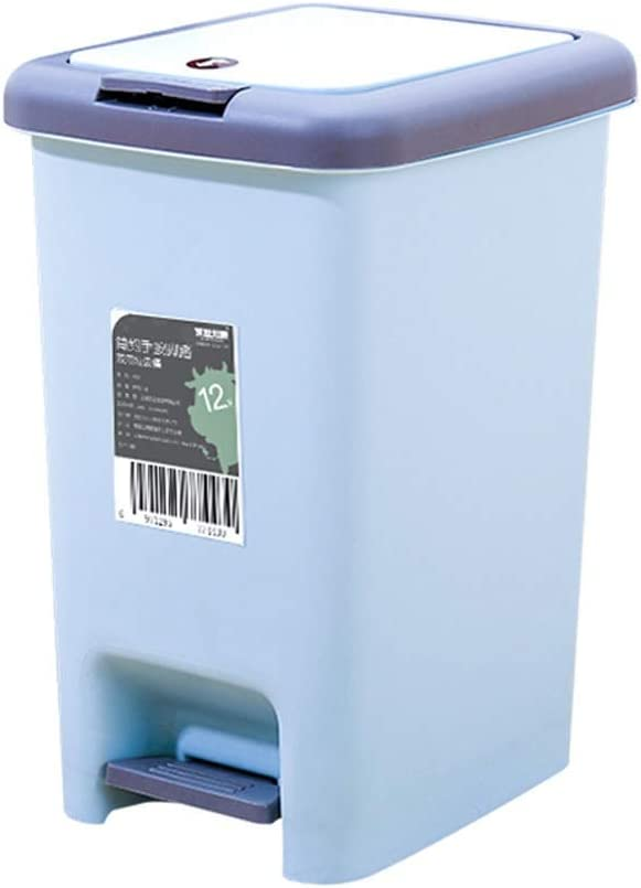 Max 43% OFF Shatter-Resistant Foot Press Home Plastic Can Trash Sale price Creat Simple