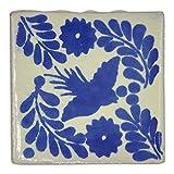 Azulejos Mexicanos Artesanales de Talavera de 5cm - Azulejo individual