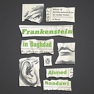 Frankenstein in Baghdad cover art