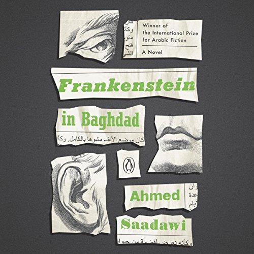 Frankenstein in Baghdad audiobook cover art
