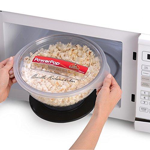 Product Image 4: Presto 04830 PowerPop Microwave Multi-Popper, Black