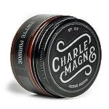 Charlemagne Premium Matte Pomade - Starker Halt - Edler Duft - Matt Look Finish für die Haare -...