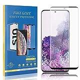 GIMTON Trasparente Vetro Temperato per Galaxy S20 Plus, Nessuna Bolla Pellicola Protettiva in Vetro Temperato per Samsung Galaxy S20 Plus, 9H Durezza, 4 Pezzi