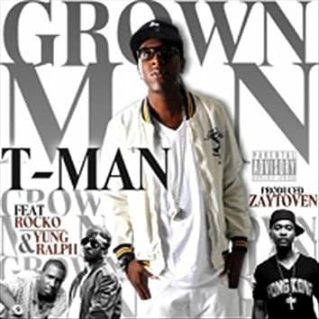 'Grown Man' (feat. Yung Ralph & Rocko)