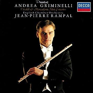 Vivaldi: Flute Concertos Op.10 Nos. 1-3 / Mercadante: Flute Concertos in D major and E minor