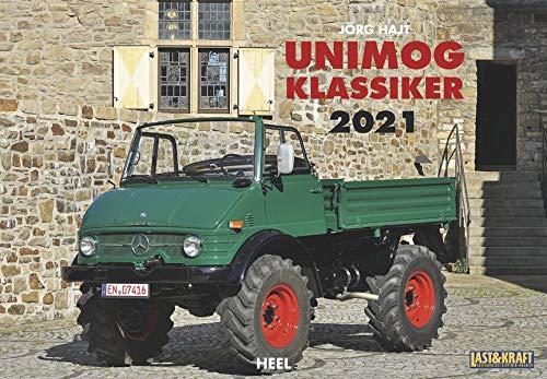 Unimog Klassiker 2021: Universal-Motor-Gerät mit Kultstatus