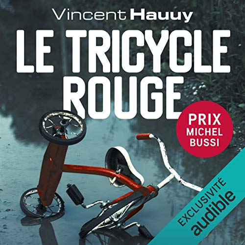 Couverture de Le tricycle rouge
