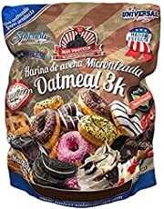 Max Protein Good Morning Instant Oatmeal - Harina para Brownie, 3 kg