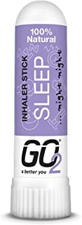 GO2 Inhaler Sleep Stick — Essential Oils for Convenient On