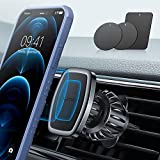 Best Car Phone Holders - LISEN Magnetic Phone Car Mount,[UPGRADED CLIP] Phone Holder Review